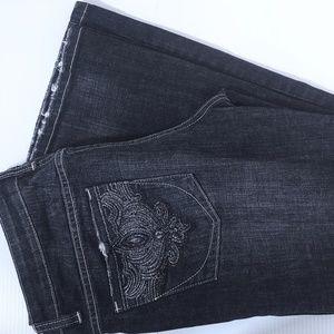 Women's buffalo David bitton 32 peak jeans 34x32